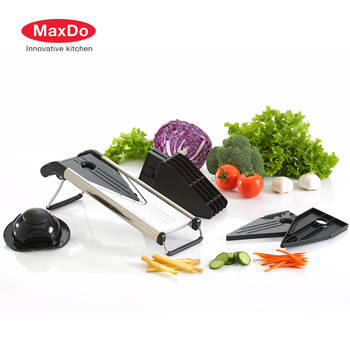 Best price professional mini v blade potato mandoline slicer