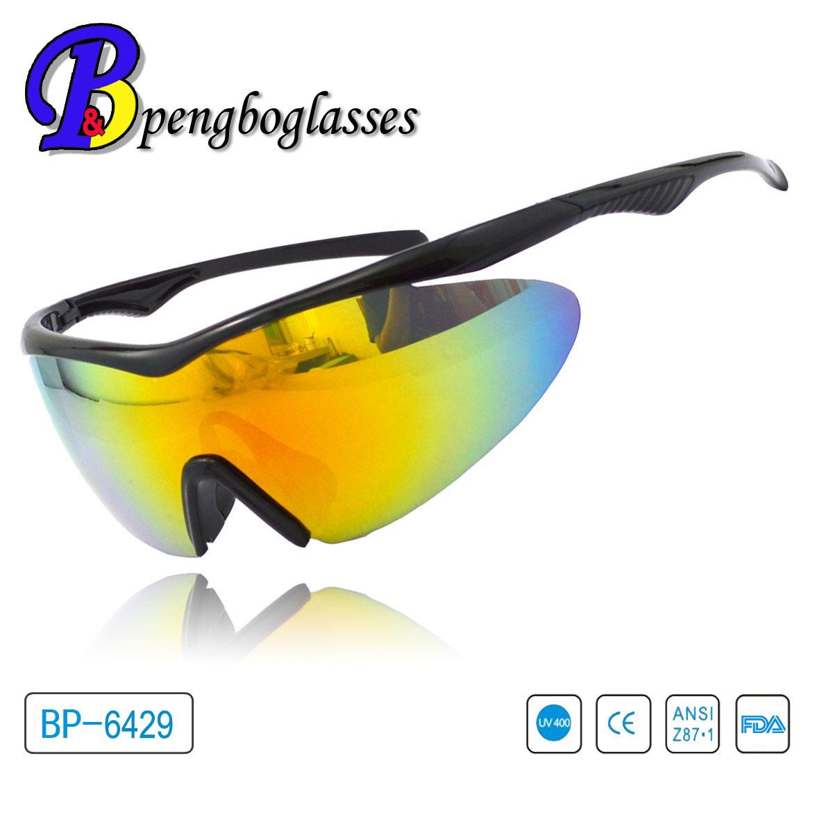 Execução óculos de sol proteção UV400 lente Colorida barato-Óculos ... 374a1f86a2