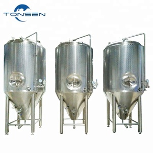 Stainless steel beer tank fish scale fermentation