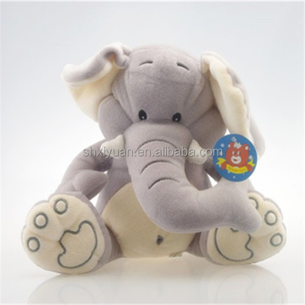 Wholesale Plush Elephant Big plush jungle animals