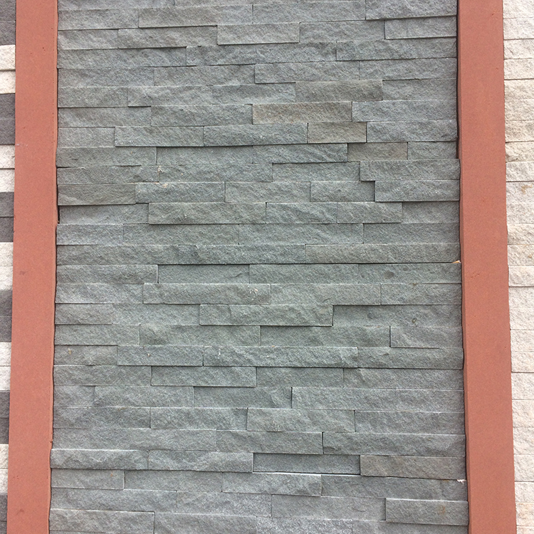 Cheap Black Sandstone Culture Stone For Interior and Exterior