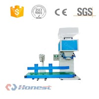Automatic Rice Grain Weight Packing Equipment /Rice Bagging Machine With Sewing Machine