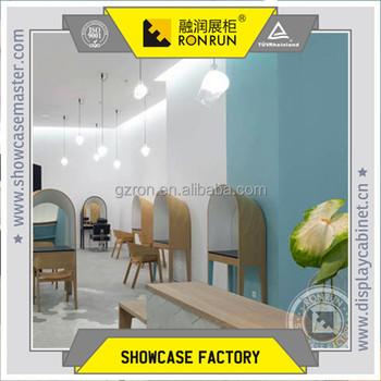 Makeup Studio Interior Design And Decoration