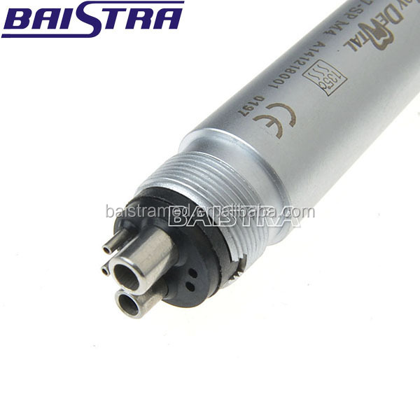 Hot Sale Standard Head 4 Holes Push Button High Speed Dental Handpiece