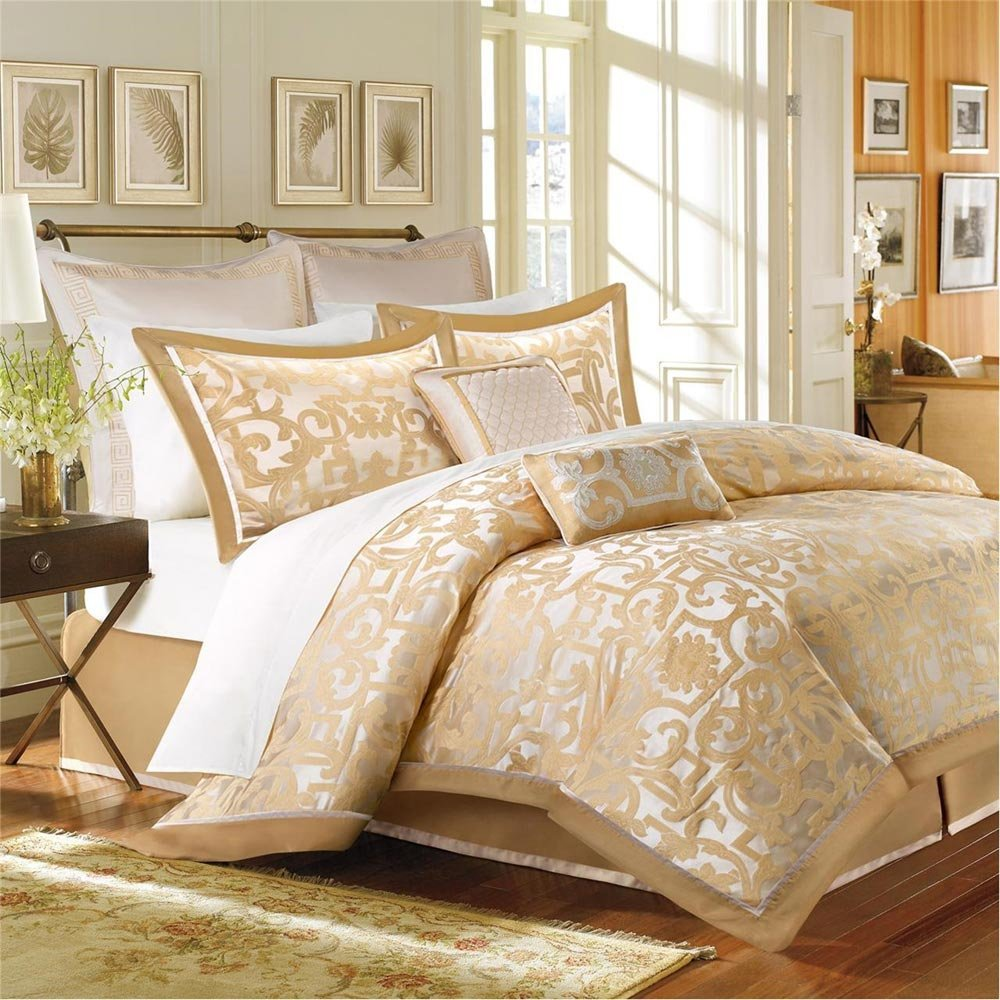 Cheap Gold King Size Comforter Sets Find Gold King Size Comforter