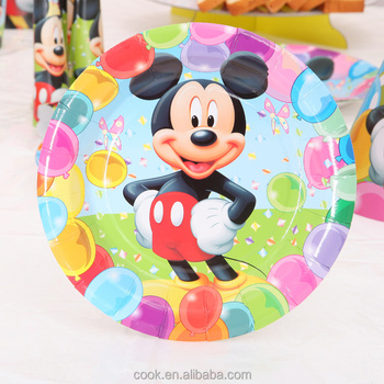 18th Birthday Party Decorations Wholesale Kids Supplies Dinner Plates