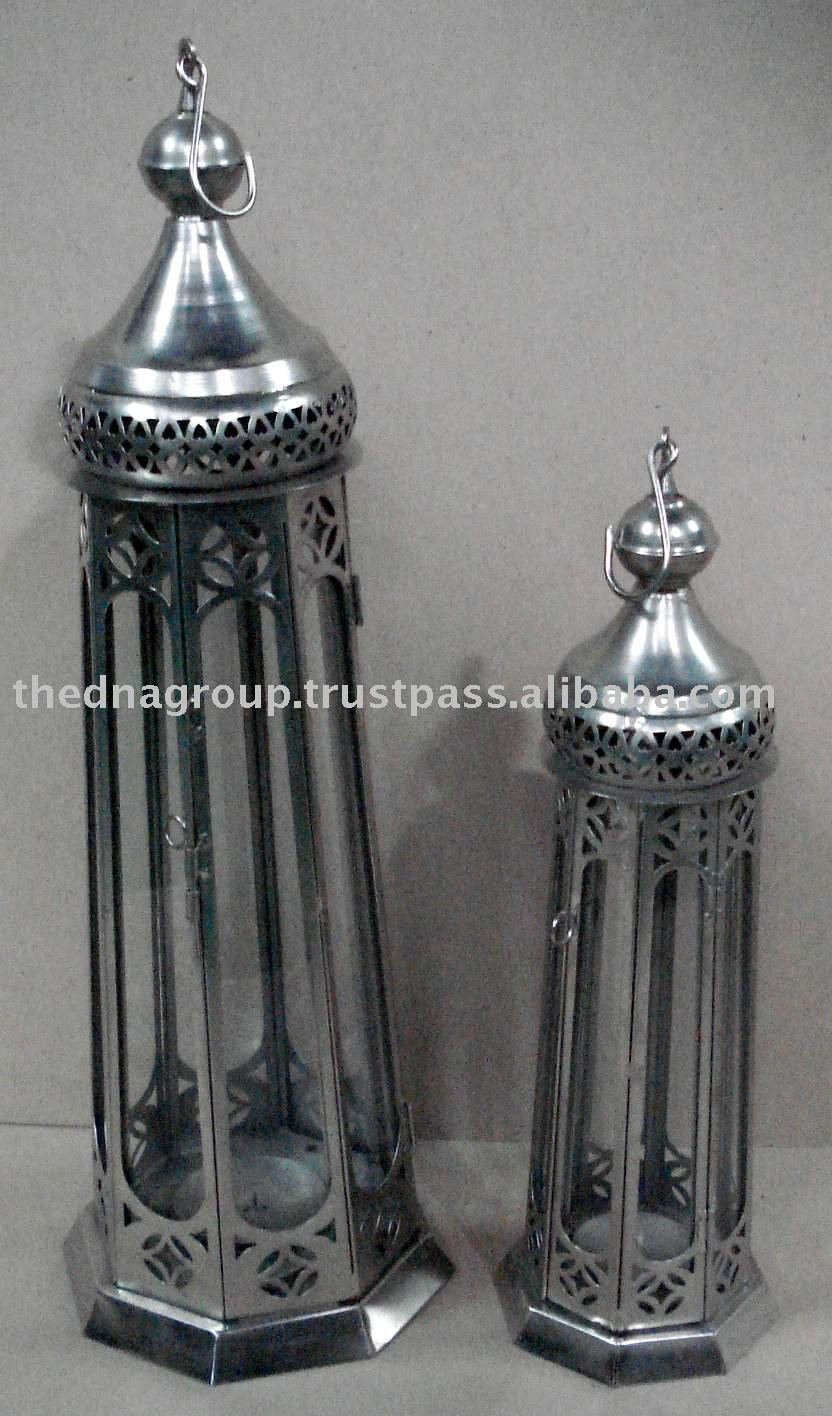 Iron Garden Lanterns/Decorative Metal Lamps-B