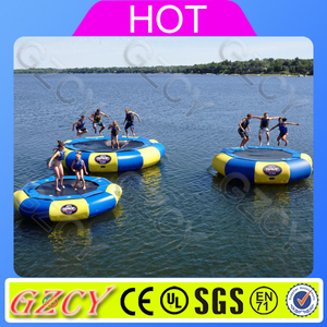 Hot Sale Inflatable Floating Water Game For Sea Funny