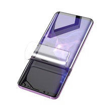 Groothandel Korea Grondstof Clear Crystal Galaxy S10 <span class=keywords><strong>Screen</strong></span> Film Zachte Anti Blauw Licht <span class=keywords><strong>TPU</strong></span> <span class=keywords><strong>screen</strong></span> <span class=keywords><strong>protector</strong></span> voor Samsung S10