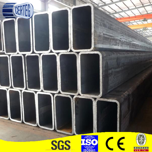 Tianjin square rectangular pipe ! bulk steel pipe green house en10219 steel square hollow section