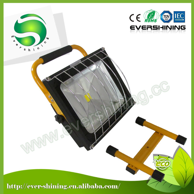 Buy site in china outdoor jacuzzi 20W led flood light rechargeable