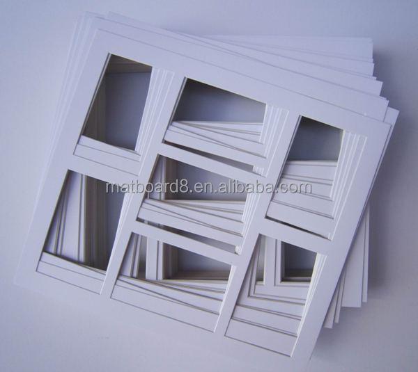 Acid Free Linen Matboard Fabric Matboard Paper Matboard