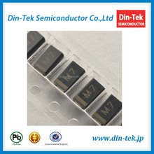 M1 M2 M3 M4 M5 M6 M7 1N4001 to 1n4007 high efficiency SMD rectifier diode