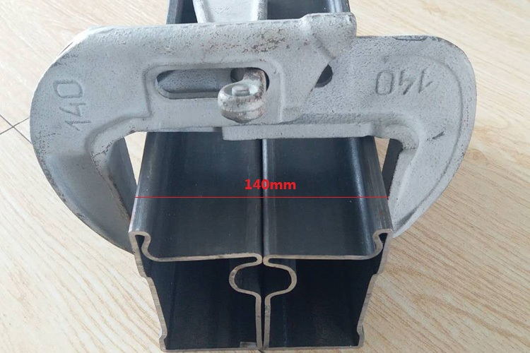 formwork doka clamp beam lock