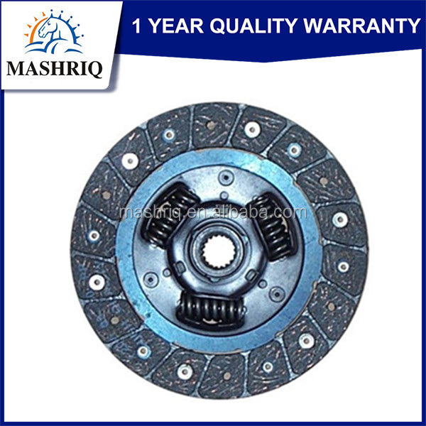 Car auto parts clutch disc NSD029U for Nissan Sunny