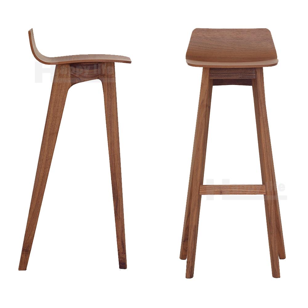 Unique Bar Furniture: Unique Design Bar Furniture High American Wood Bar Chair