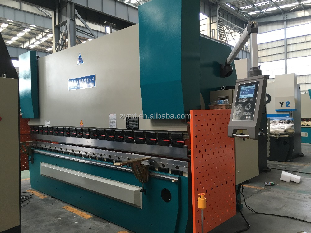 WC67K Hydraulic Steel CNC Press Brake,Plate Bending machine CNC,metal bending