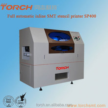 TORCH SP400 In-line Automatic Stencil Printer/screen printing