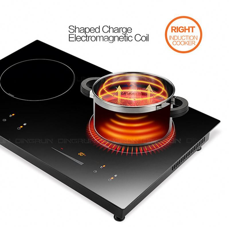 Price 4 Burner Stove Electric Induction