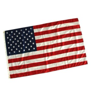 FLAGOLDEN free samples eagle usa us flag high quality national spun polyester flags