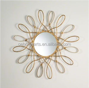 New design cheap price hot sale mirror stand