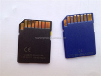 Distribute Brand SD Memory Card 2 4 8 16 32 128 256 m mb G GB Class 10 6 with Blister Packing,Capacity SD Card price