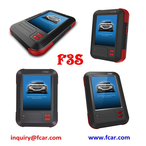 Fcar F3s-w Volvo Air Conditioning System Auto Professional Universal  Diagnostic Tool - Buy Airbag Reset Tool,Airbag Reset Tool,Airbag Reset Tool