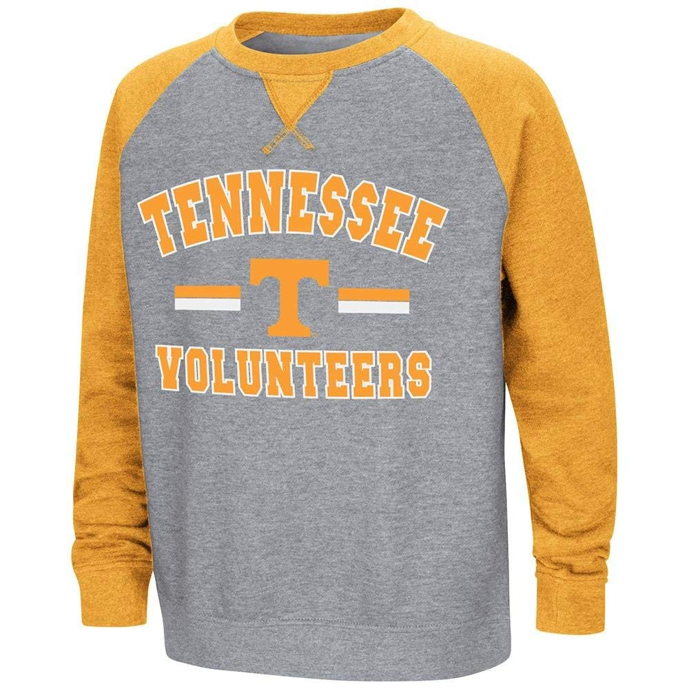 0ce64513571 Get Quotations · Youth Tennessee Volunteers Fleece Crewneck Sweatshirt