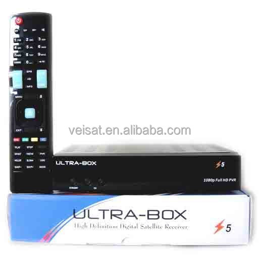2015 HD Receiver Ultra-box Z5 with Free iks&sks for South America Market