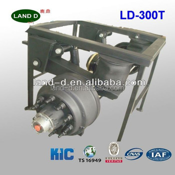Trailer Parts Supplier 30000lbs Semi Truck Independent Air Bag ...