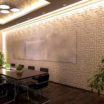 Modern Pe Foam Wallpaper Wall Stickers