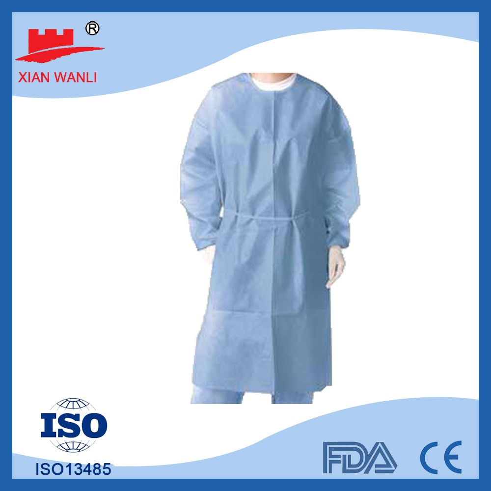 Sterile Folding Sms Surgical Gown, Sterile Folding Sms Surgical Gown ...