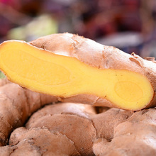 Good quality unspoiled plump clean yellow color chinese fresh ginger