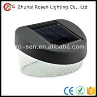 High efficient CE ROHS approve led solar street lamp energy saving