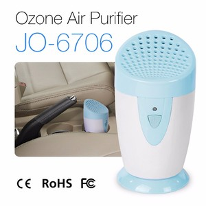 Ionic Ozone Auto Air Refresher for Fridge Freezer & Car