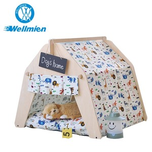 The Indoor Fashionable Mesh Oxford Cloth Material Pet Dog Tent/Pet Tent Bed