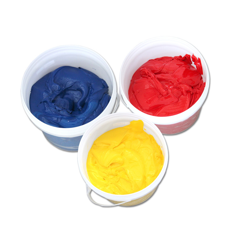 Qingyi heat transfer plastisol ink for screen print machine