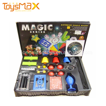 Hot sell Amazon Incredible Classic Magic Kit with Instruction DVD
