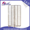 kitchen tray trolley stainless steel bakery wire rack