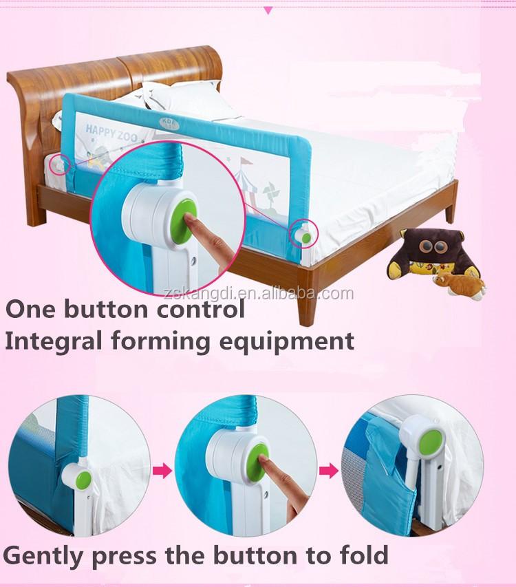 KDE niños niño barandilla de la cama seguridad niños bebé infantil ...