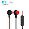 Wholesale Hands Free In-ear Noise Cancelling SweatProof Outdoor 4.0 Earphone Running Earphone With Microphone