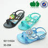 new balance kid's plastic sandals