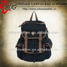 New 2013 Fashion Vintage Canvas Backpack/canvas satchel school bag for unisex outdoor double strap rucksack