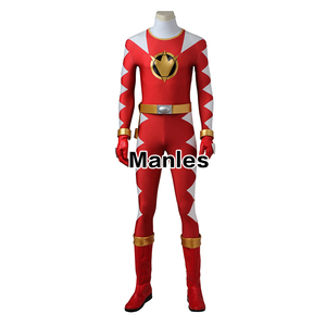 Cheap Super Sentai Halloween full Set Adult Cosplay Costume