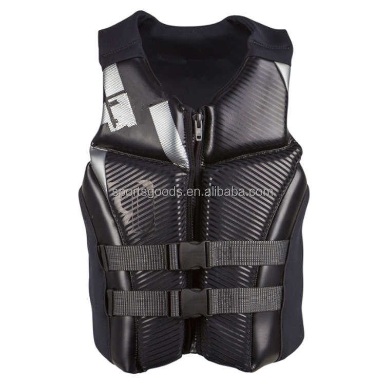 new style high quality waterski mens smooth skin adult <strong>life</strong> <strong>jacket</strong>