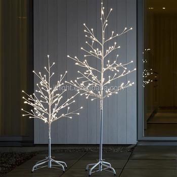 100 Led Blanco 100 Cm Berry Navidad árbol Ramitabaya Del árbol De