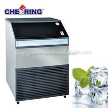 Imported compressor 90kg/24h compact commercial ice make machine with CE and CCC cetification Guangzhou chiller manufacturer