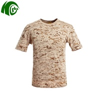 KANGO DESERT DIGITAL CAMO COTTON T-SHIRT