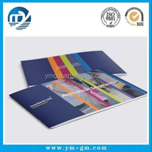 china folding paper brochure wholesale alibaba