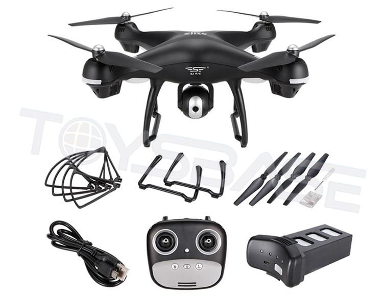 Dron S70W Big WiFi FPV Flying Helicopter Camera Follow Me Drones para topografia